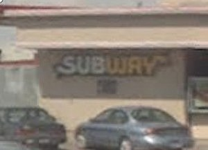Subway Shelby