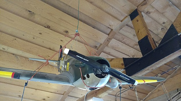 1-2 Kokomo Joe's Vintage Dosh Aircrew Remote Airplane
