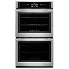 Wed 1-2 Billmans True Value Jenn Air 30in double wall oven JJW3830DS Retail $5200 opening bid is $2300