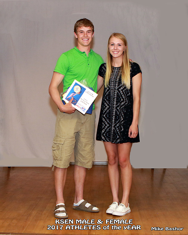 Athletes of the Year 2017